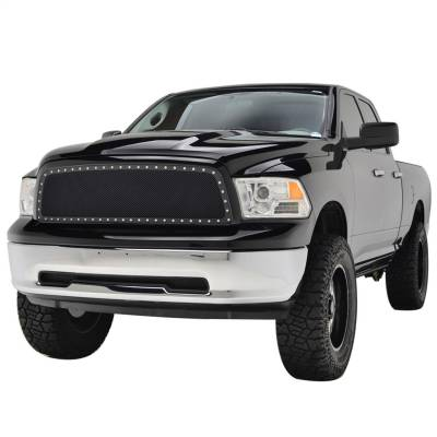 Paramount Automotive - Paramount Automotive 46-0229 Evolution Packaged Grille Fits 09-10 Ram 1500 - Image 5