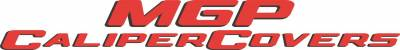 MGP Caliper Covers - MGP Caliper Covers 12195SDD3RD MGP Disc Brake Caliper Cover Fits 91-96 Stealth - Image 3