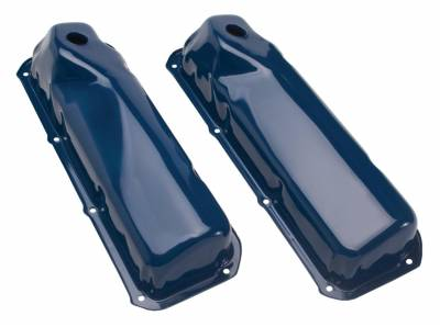 Trans-Dapt Performance Products - Trans-Dapt Performance Products 8345 Powder Coated Valve Cover - Image 1