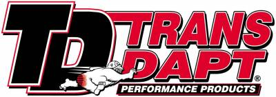 Trans-Dapt Performance Products - Trans-Dapt Performance Products 4822 Polished Aluminum Differential Cover Kit - Image 2