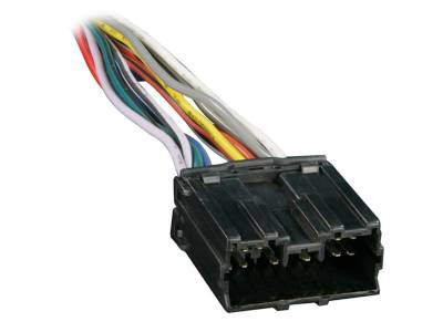 Metra - Metra 70-7001 TURBOWire; Wire Harness - Image 1
