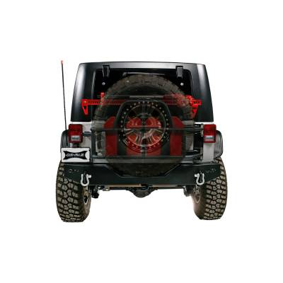 OR-FAB - OR-FAB 85209 Swing-Away Tire/Gas Can Carrier Fits 07-16 Wrangler (JK) - Image 2