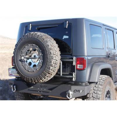 OR-FAB - OR-FAB 85208 Swing-Away Tire Carrier Fits 07-16 Wrangler (JK) - Image 2