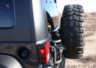 OR-FAB - OR-FAB 85208 Swing-Away Tire Carrier Fits 07-16 Wrangler (JK) - Image 3