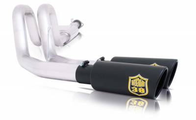 Gibson Performance - Gibson Performance 65656D Deegan38 Cat Back Dual Sport Exhaust System - Image 1
