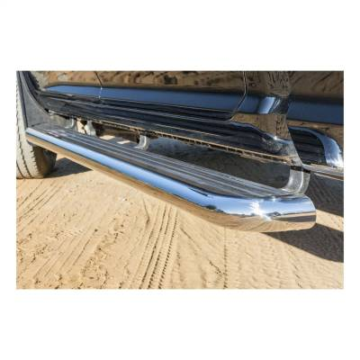 Luverne - Luverne 575078-571117 MegaStep 6 1/2 in. Wheel To Wheel Running Boards - Image 3