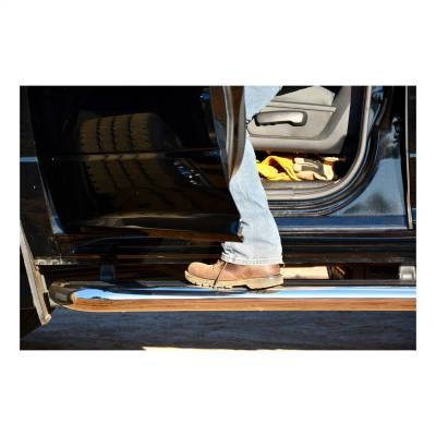 Luverne - Luverne 575078-571117 MegaStep 6 1/2 in. Wheel To Wheel Running Boards - Image 6