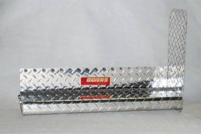 Owens Products - Owens Products OC8476CX ClassicPro Series Diamond 4in. Cab Length Running Boards - Image 1