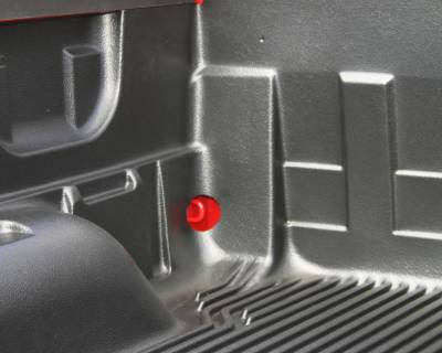 Rugged Liner - Rugged Liner NN5OR09 Rugged Liner Over Rail Bed Liner Fits 11-13 Frontier - Image 3