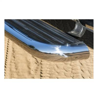 Luverne - Luverne 575098-570938 MegaStep 6 1/2 in. Wheel To Wheel Running Boards - Image 4