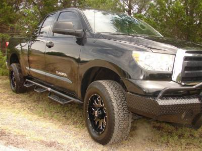 Ranch Hand - Ranch Hand RST07HQ6B6 Running Step 3 in. Round Fits 07-19 Tundra - Image 2