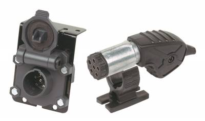 Hopkins Towing Solution - Hopkins Towing Solution 48400 Trailer Wire Connector - Image 1