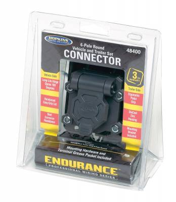 Hopkins Towing Solution - Hopkins Towing Solution 48400 Trailer Wire Connector - Image 2