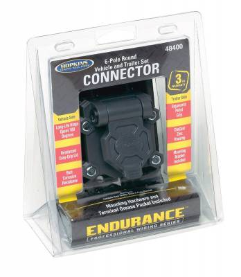 Hopkins Towing Solution - Hopkins Towing Solution 48400 Trailer Wire Connector - Image 3