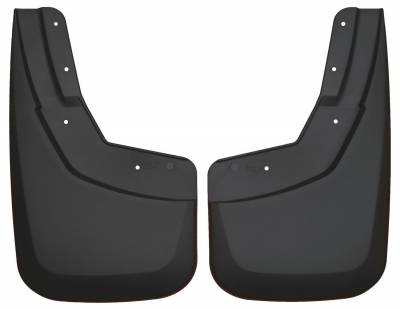 Husky Liners - Husky Liners 56831 Custom Molded Mud Guards Fits 07-13 Avalanche - Image 1
