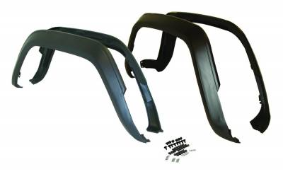 Crown Automotive - Crown Automotive 5AGK Fender Flare Kit Fits 84-96 Cherokee - Image 1