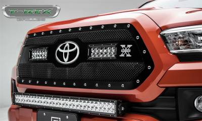 T-Rex Grilles - T-Rex Grilles 6319511 Torch Series LED Light Grille Fits 18-19 Tacoma - Image 2