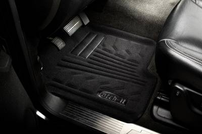 Nifty - Nifty 583123-B Catch-It Carpet Floor Mat Fits 17 Acadia - Image 2