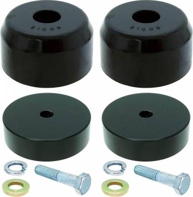 Currie - Currie CE-9807FBSK Bump Stop Kit Fits 07-18 Wrangler (JK) - Image 1