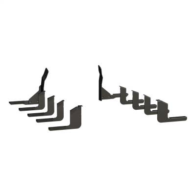 Luverne - Luverne 415114-400757 Grip Step 7 in. Wheel To Wheel Running Boards Fits Tundra - Image 3