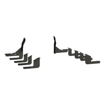 Luverne - Luverne 583114-570757 O-Mega II 6 in. Wheel To Wheel Oval Steps Fits Tundra - Image 2