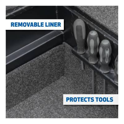 UWS - UWS SLD69-A-LP-MB-R 69 in. Secure Lock Low Profile Deep Angled Tool Box - Image 8