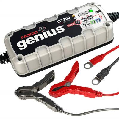 MSD Ignition - MSD Ignition G7200 NOCO Genius Battery Charger - Image 3
