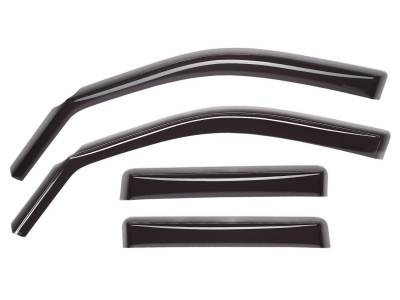 Weathertech - WeatherTech 82704 Side Window Deflector Fits 11-17 300 - Image 1