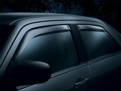 Weathertech - WeatherTech 72703 Side Window Deflector Fits 12-17 A6 A6 Quattro A8 S6 - Image 2