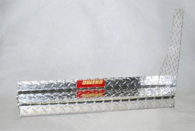 Owens Products - Owens Products OC8096 Classic Series Diamond 2in. Wheel To Wheel Running Boards - Image 1