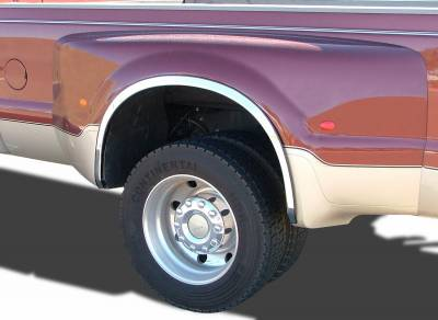 ICI (Innovative Creations) - ICI (Innovative Creations) CHR013 Stainless Steel Fender Trim Fits 11-13 300 - Image 4