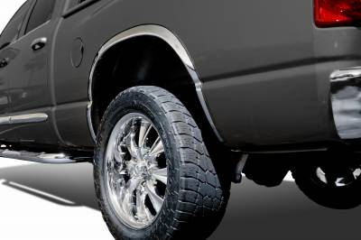 ICI (Innovative Creations) - ICI (Innovative Creations) CHR013 Stainless Steel Fender Trim Fits 11-13 300 - Image 5