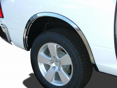 ICI (Innovative Creations) - ICI (Innovative Creations) CHR013 Stainless Steel Fender Trim Fits 11-13 300 - Image 6