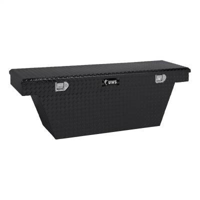 UWS - UWS TBSD-60A-BLK Single Lid Series Tool Box - Image 1