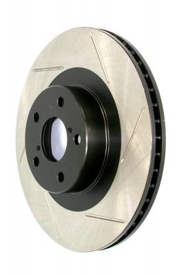 StopTech - StopTech 126.44129SR StopTech Sport Rotor Fits 03-17 4Runner FJ Cruiser Tacoma - Image 1