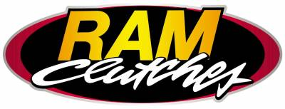 Ram Clutches - Ram Clutches 75-2100 Force 9.5 Complete Dual Disc Organic Clutch Assembly - Image 3