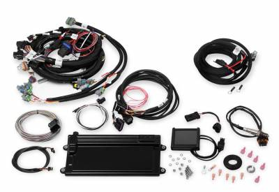 Holley EFI - Holley EFI 550-611 Terminator LS MPFI - Image 1
