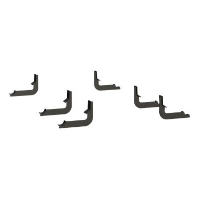 ARIES - ARIES 209042 Aries 3 in. Round Side Bars Fits 04-19 Titan Titan XD - Image 6