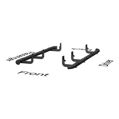 ARIES - ARIES 209042 Aries 3 in. Round Side Bars Fits 04-19 Titan Titan XD - Image 7