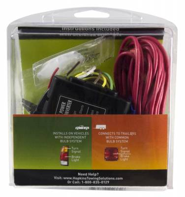 Hopkins Towing Solution - Hopkins Towing Solution 46365 Vehicle To Trailer Powered Taillight Converter Kit - Image 3