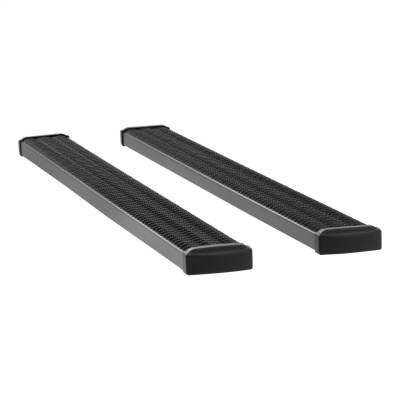 Luverne - Luverne 415088-400929 Grip Step 7 in. Wheel To Wheel Running Boards Fits F-150 - Image 1