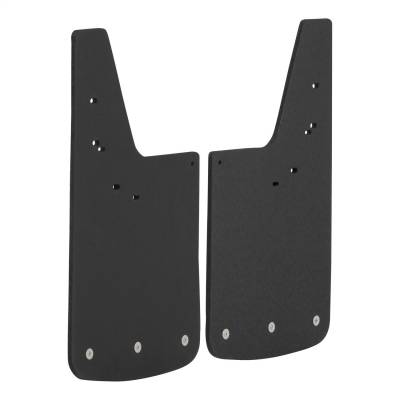 Luverne - Luverne 250420 Textured Rubber Mud Guards Fits 04-14 F-150 Mark LT - Image 4