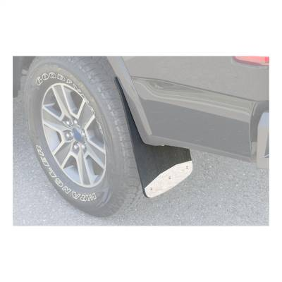 Luverne - Luverne 250420 Textured Rubber Mud Guards Fits 04-14 F-150 Mark LT - Image 5