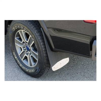 Luverne - Luverne 250420 Textured Rubber Mud Guards Fits 04-14 F-150 Mark LT - Image 6
