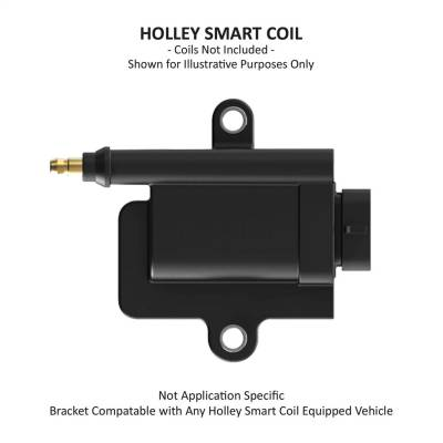 Holley EFI - Holley EFI 561-131 Remote Coil Relocation Bracket - Image 4