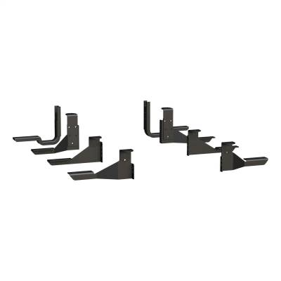 Luverne - Luverne 415102-401117 Grip Step 7 in. Wheel To Wheel Running Boards - Image 3