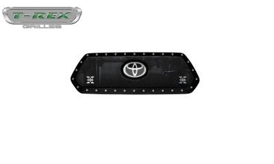 T-Rex Grilles - T-Rex Grilles 6719511 X-Metal Series Mesh Grille Assembly Fits 18-19 Tacoma - Image 1