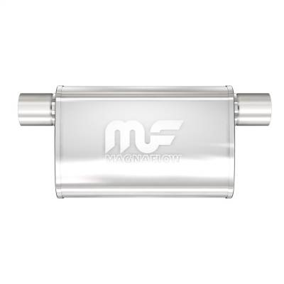 Magnaflow Performance Exhaust - Magnaflow Performance Exhaust 11375 Stainless Steel Muffler - Image 1