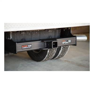 CURT - CURT 15845 Class V 2.5 in. Commercial Duty Hitch - Image 2