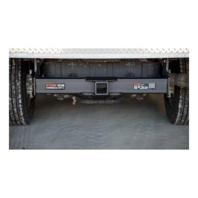 CURT - CURT 15845 Class V 2.5 in. Commercial Duty Hitch - Image 3
